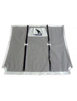 Trampoline mesh Tyka/Twincat gris