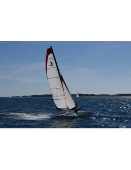 GV  Twincat 15 Sport dacron 240g 12 m² + RIS