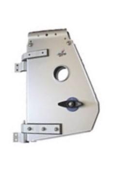Tête de safran aluminium 203x266mm