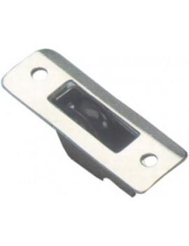 Poulie simple à billes Ø22mm à encastrer