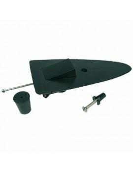 Bailer (vide-vite) adaptable Laser®