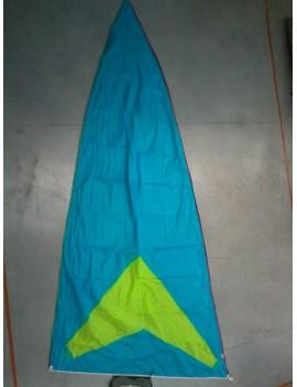 Spi KL Booster bleu/Jaune + baille à spi