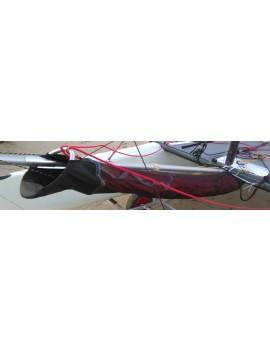 Chaussette avaleur de spi Twincat 15 Xtrem - noire