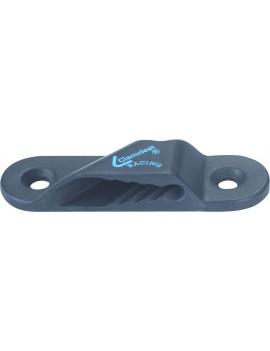 Clam cleat filoir 3-6mm noir