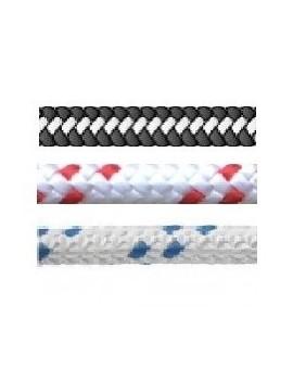 Drisse polyester pré-étiré 24F Ø6mm