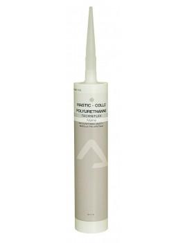Mastic/colle Uniflex marine 310ml Blanc