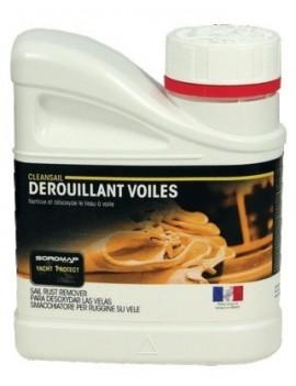 Nettoyant rouille sur voiles et tissus CleanSails - 500ml