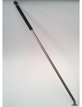 Stick aluminium anodisé gold Ø20mm X 1.15m cardan Inox A4
