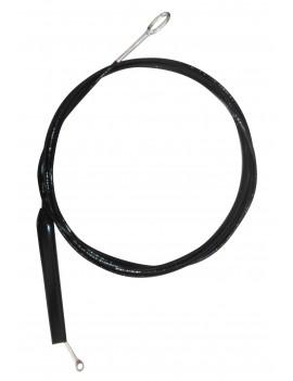 Hauban Topaz 14 Ø3mm gainé noir