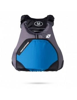 Gilet d'aide à la flotabilité Wave - Bleu/gris