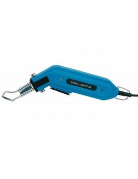 Coupeur 230V 60W livré avec couteau type R (coque bleue)