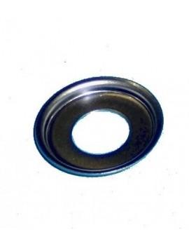 Rondelle inox / bouchon pour vis TH Ø10mm - Accessoires de poutre c...