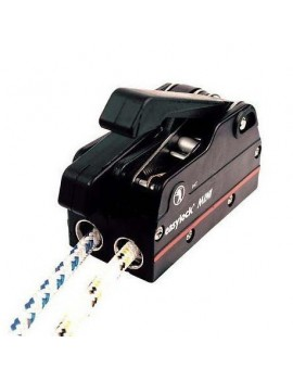 Bloqueur BSI Easylock MINI double 6-10mm - Noir - BSI -