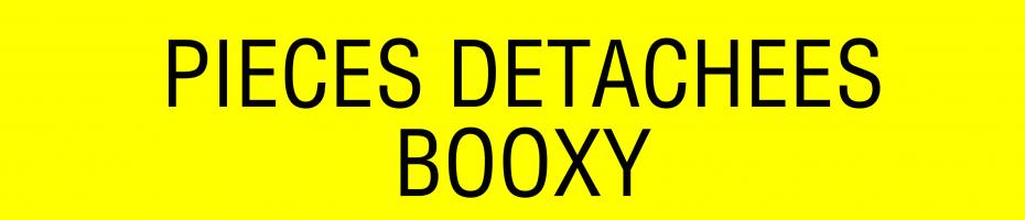 Pièces détachées Booxy