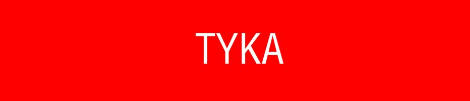 Le Tyka est un catamaran double pour adolescent. Il est le catamaran de la filiale Jeune FFVoile.