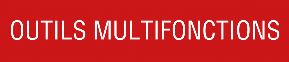 Outils multifonction